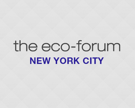 The Eco Forum – NY