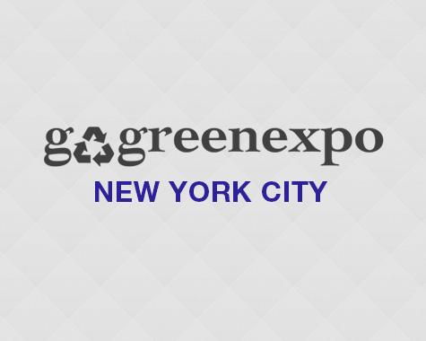 Go Green Expo – NY