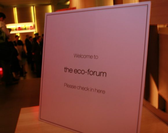 The Eco Forum - New York