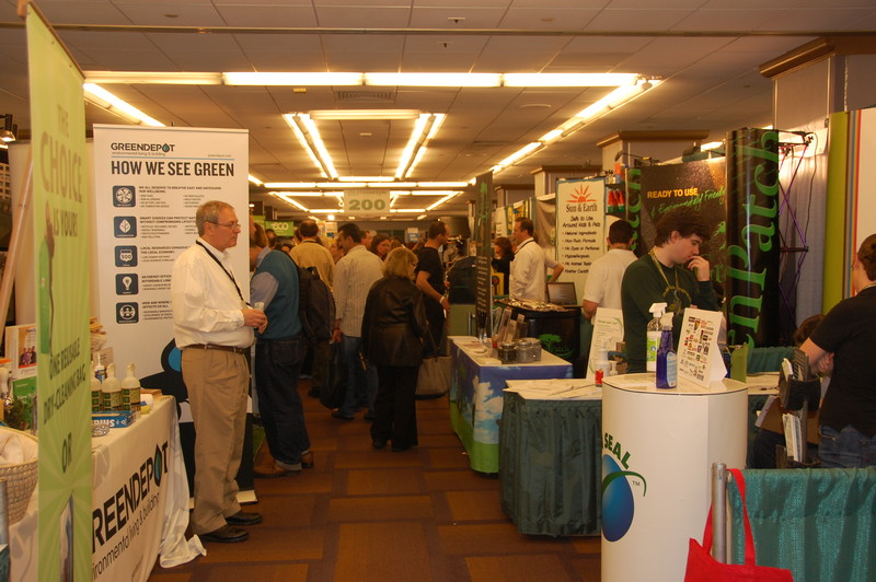 Go Green Expo - New York